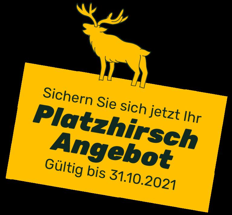 BOTTIMMO-Platzhirsch-Angebot
